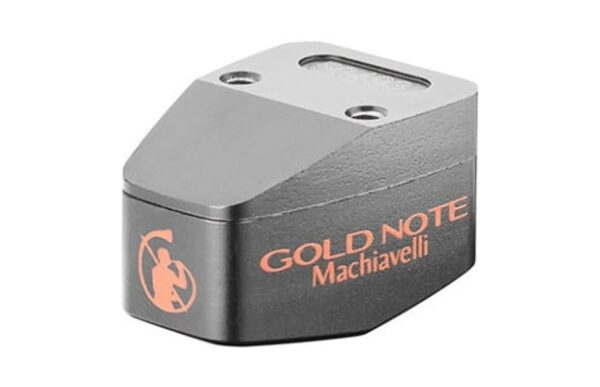 Gold Note Machiavelli Red